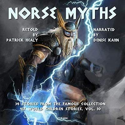 Norse Myths: 34 stories from the famous collection