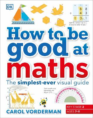 How to be Good at Maths: The Simplest-Ever Visual Guide