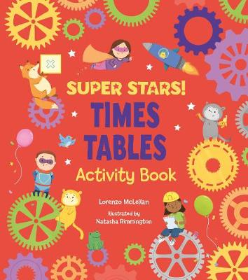 Super Stars! Times Tables Activity Book