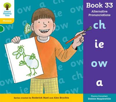 Oxford Reading Tree: Level 5A: Floppy's Phonics: Sounds and Letters: Book 33