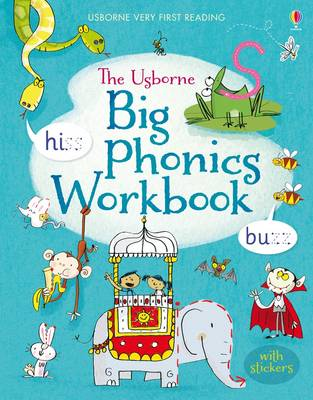 Very First Reading: Big Phonics Workbook