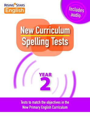 New Curriculum Spelling Tests Year 2