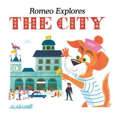 Romeo Explores the City