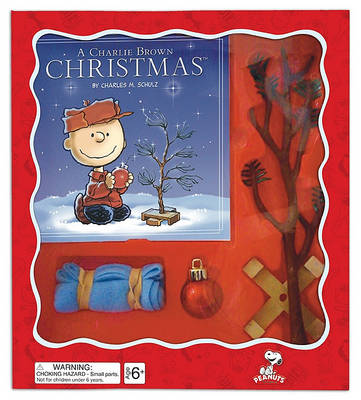 A Charlie Brown Christmas Tree Kit: A Deluxe Book and Tree Kit