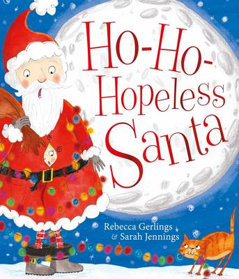 Ho-Ho-Hopeless Santa