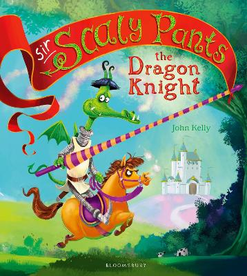 Sir Scaly Pants the Dragon Knight