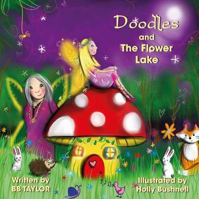 Doodles and the Flower Lake