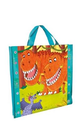 Dinosaur Adventures 5-book bag