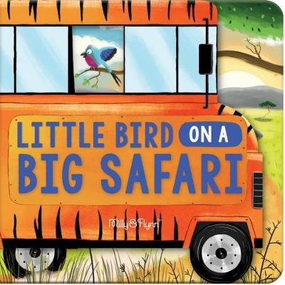 Little Bird on Big Safari