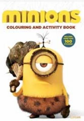 Minions: Colouring and Activity Book