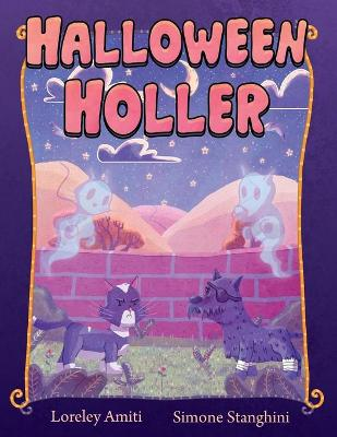 Halloween Holler: picture book for children 3+