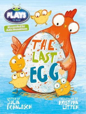 Julia Donaldson Plays the Last Egg