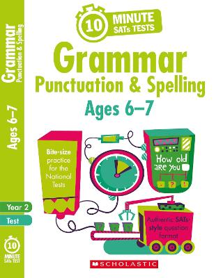 Grammar, Punctuation and Spelling - Year 2