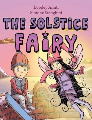 The Solstice Fairy: picture book