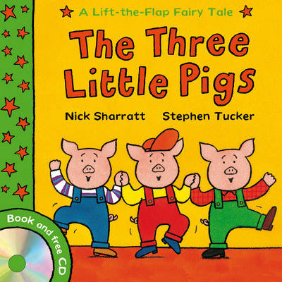 Lift-the-flap Fairy Tales: The Three Little Pigs