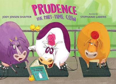 Prudence the Part-Time Cow
