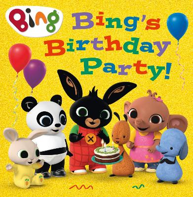 Bing's Birthday Party!