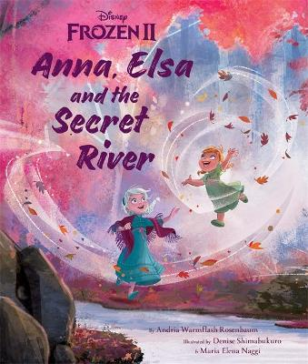 Disney Frozen 2 Anna, Elsa and the Secret River
