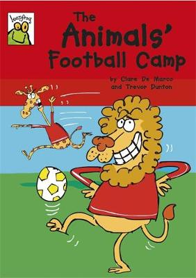 Leapfrog: The Animals' Football Camp
