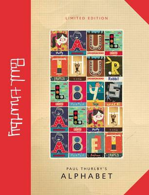 Paul Thurlby's Alphabet Special Signed Edition