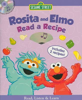 Rosita and Elmo Read a Recipe