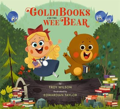 Goldibooks and the Wee Bear