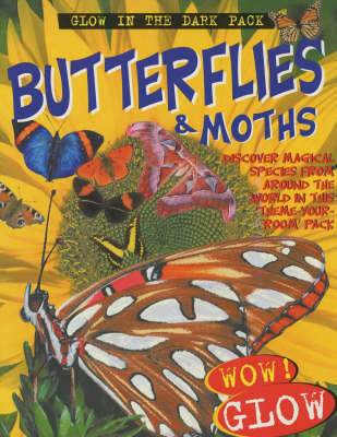 Butterflies & Moths: Glow in the Dark Pack