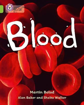 Blood: Band 11/Lime
