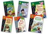 Oxford Reading Tree TreeTops Chucklers: Oxford Levels 12-13: Pack of 6