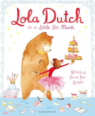 Lola Dutch: Is A Little Bit Much