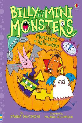 Billy and the Mini Monsters Monsters at Halloween