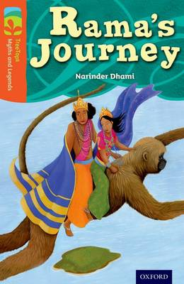 Oxford Reading Tree TreeTops Myths and Legends: Level 13: Rama's Journey