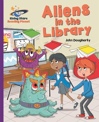 Reading Planet - Aliens in the Library - Purple: Galaxy