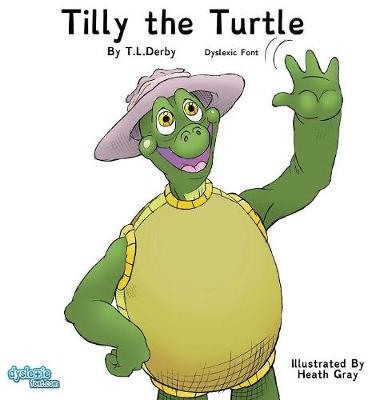 Tilly the Turtle Dyslexic Font