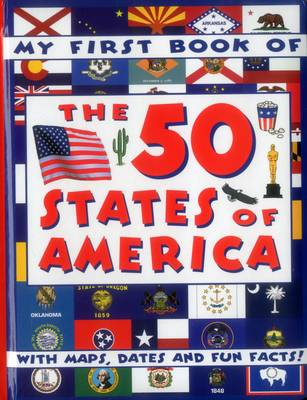 My First Book of the 50 States of America