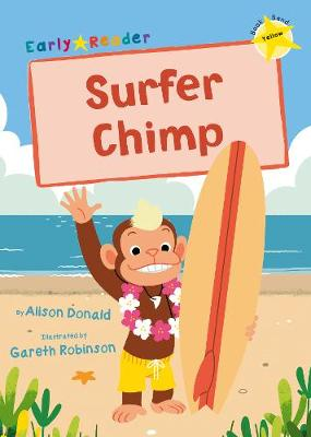 Surfer Chimp: (Yellow Early Reader)