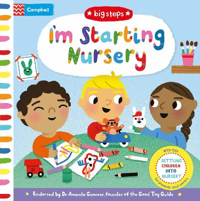 I'm Starting Nursery: Helping Children Start Nursery