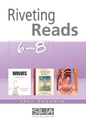 Riveting Reads: 6-8