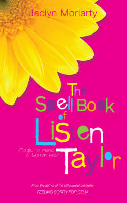 The Spell Book of Listen Taylor: A Girl with Something to Hide