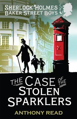 Baker Street Boys Bk 5: Case Of The Stol