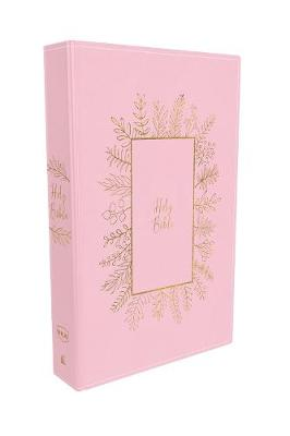 NKJV, Holy Bible for Kids, Leathersoft, Pink, Comfort Print: Holy Bible, New King James Version