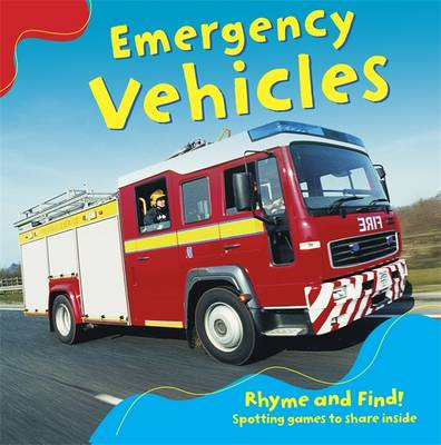 Rhyme and Find: Emergency Vehicles