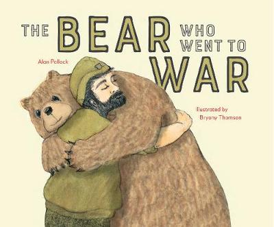 Wojtek the Warrior: The little Bear who went to War