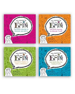My Name Is Erin (Set of 4 Books)