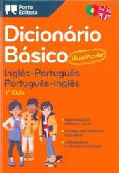 Illustrated English-Portuguese & Portuguese-English Dictionary for Children