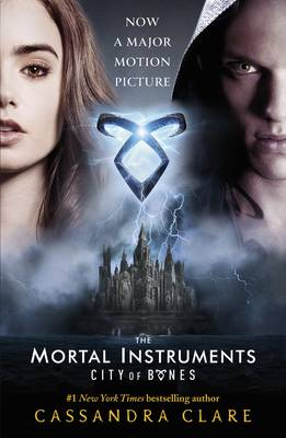 Mortal Instruments : City of Bones Movie Tie-in