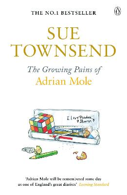 The Growing Pains of Adrian Mole: Adrian Mole Book 2