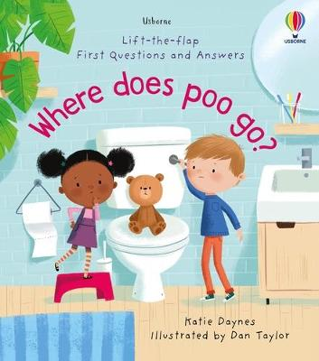 Where Does Poo Go?