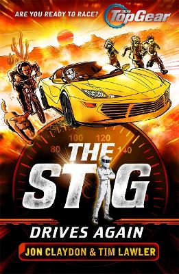 The Stig Drives Again: A Top Gear book