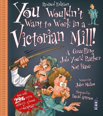 You Wouldn't Want To Work In A Victorian Mill!: Extended Edition